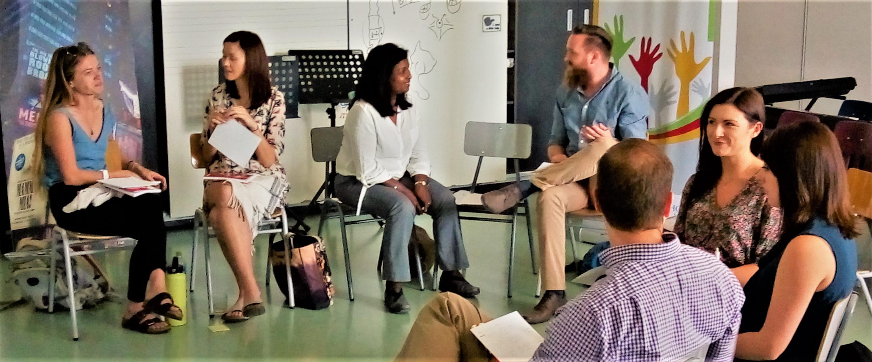 formación intercultural docentes
