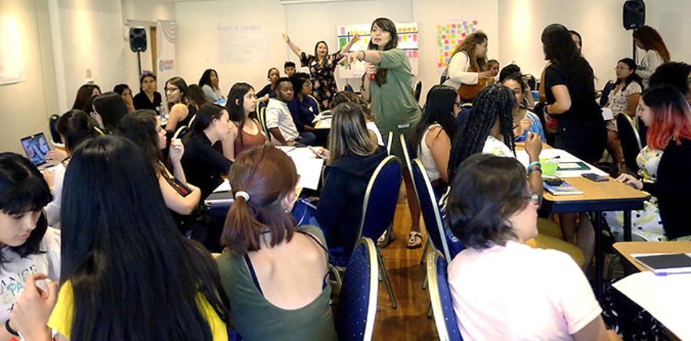 Consulta ONU Mujeres